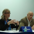 Writer's Panel: Cynthia Barnett and Jack E. Davis