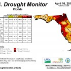 Florida Drought Levels