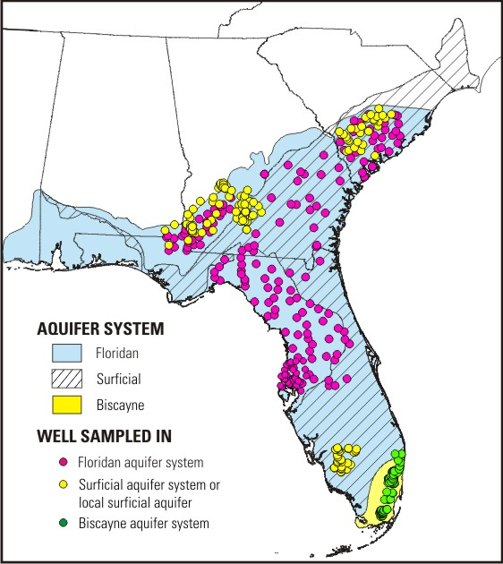 Florida Rivers Map.Eleanor K Sommer State Of Water State Of Change