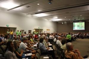 Audience Adena Springs Ranch Forum