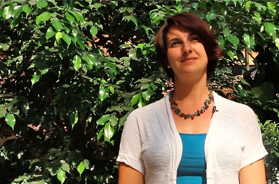 Erin Alvarez: Landscape Instructor