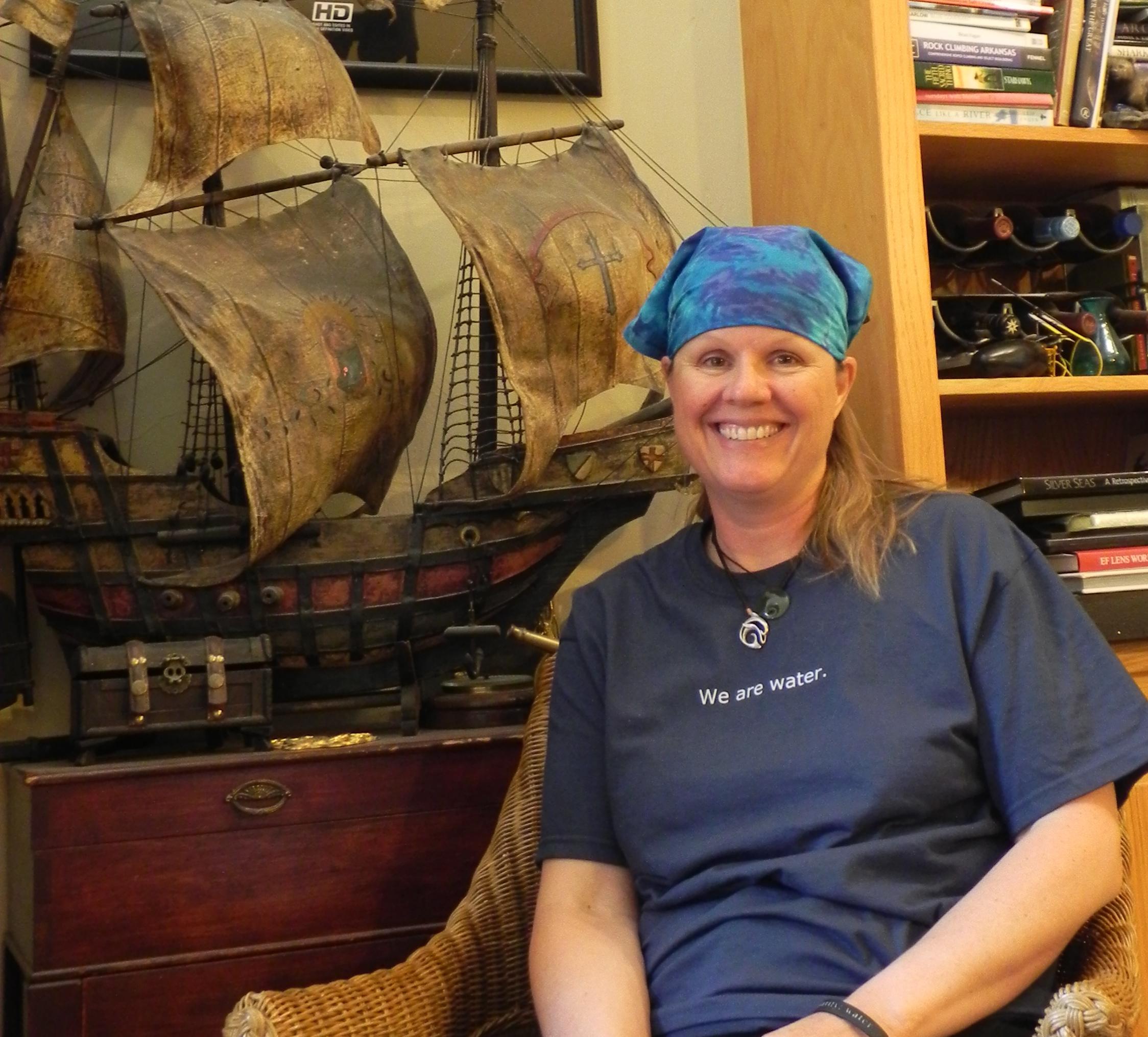 Jill Heinerth: Underwater Explorer and Water Activist