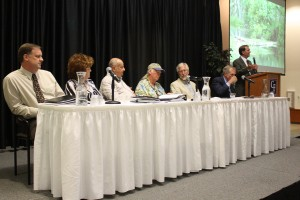 Panel at Adena Springs Ranch Forum